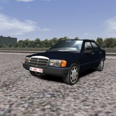 Screenshot for YellowCat _ Mercedes190
