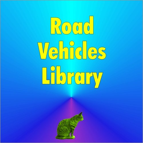 Screenshot for Road Vehicles Library