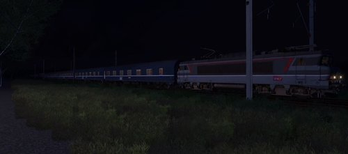 Screenshot for Train de Nuit spécial
