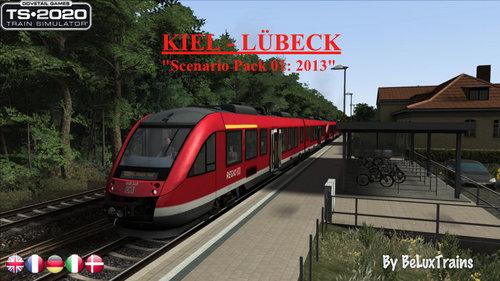 """Screenshot for Scenario Pack 01 """"Kiel-Lübeck Deluxe"""""""
