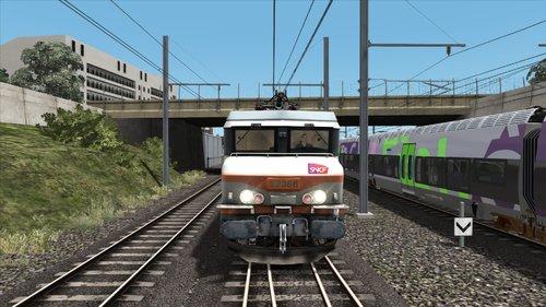 Screenshot for TER Chambéry - Lyon