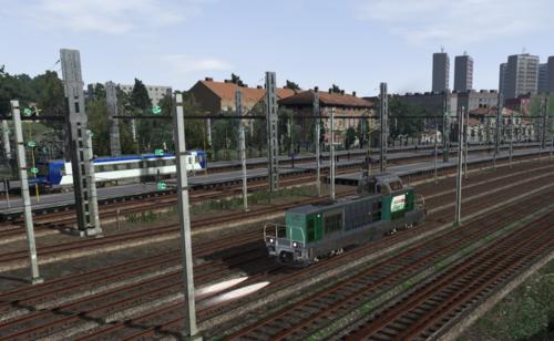 Screenshot for Ligne Du Nord Version Ultime TS2021