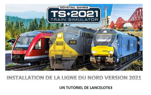 Screenshot for Tutoriel installation Ligne Du Nord V 1.1.1