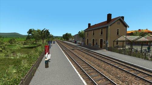 Screenshot for Ligne de St Jean du Gard V2