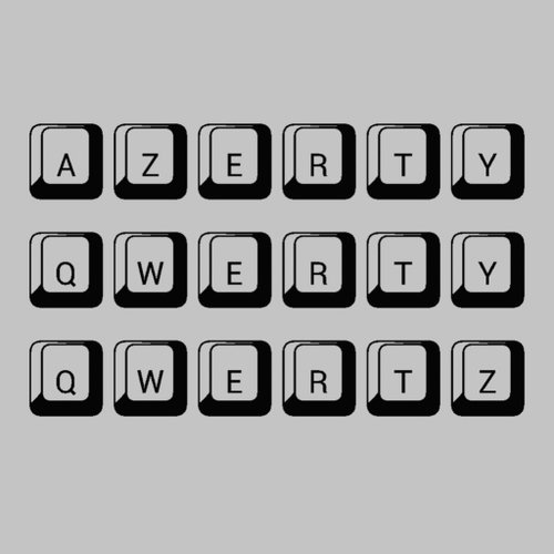 Screenshot for AZERTY-QWERTY