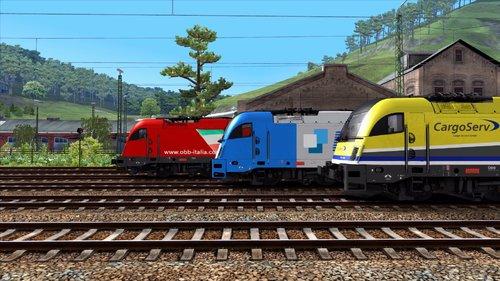 Screenshot for ÖBB 1216 RepaintPack