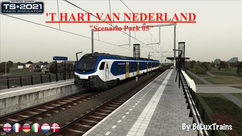 Screenshot for Scenario pack 05 't Hart van Nederland