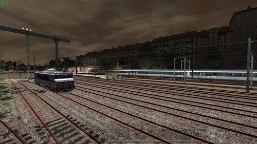 Screenshot for Service de FRET matinal Part1
