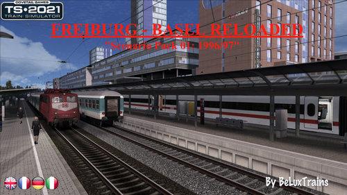 "Screenshot for Scenario Pack 01 ""Freiburg-Basel Reloaded"""