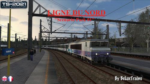 "Screenshot for Scenario Pack 01 ""La Ligne du Nord"""