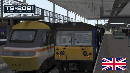 Screenshot for [360] 7G58 (Bedford > London St Pancras via Luton)