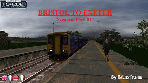 "Screenshot for Scenario Pack 01 ""Bristol - Exeter"""