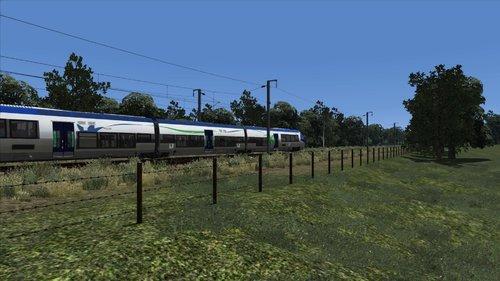 Screenshot for TER 3304 service Caen-Cherbourg-Caen avec annonces voyageurs