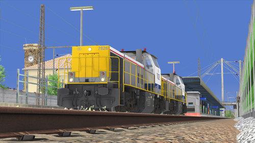Screenshot for [EL] SNCB HLR77/78
