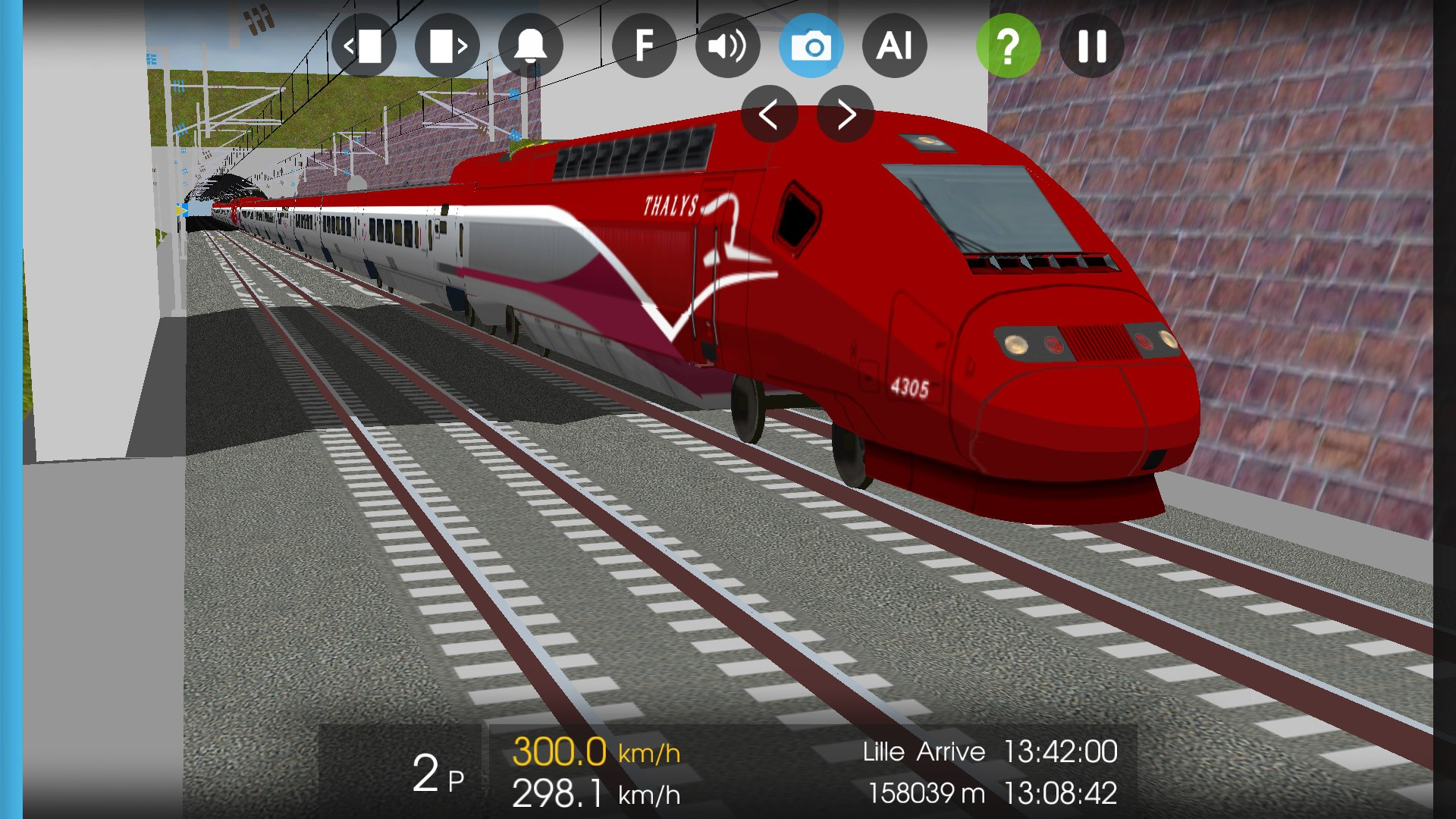 Hmmsim 2 - Train Simulator - Les autres simulateurs