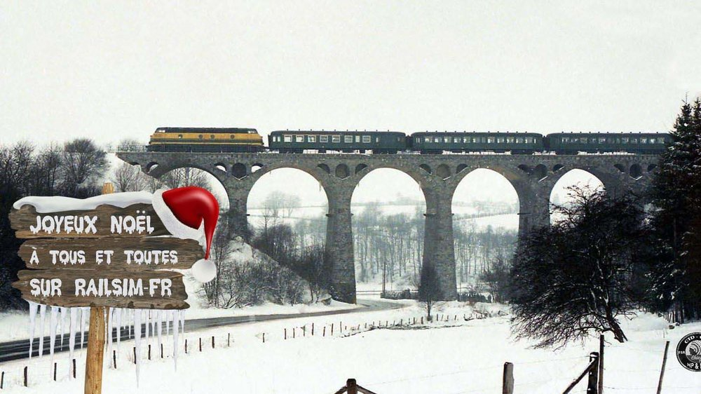 1988 sur le pont de Moresnet ligne 24, la HLD 5525_( Pierre Herbiet)_MJM 5534_joyeux noel railsim.jpg