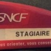 SNCF stagiaire